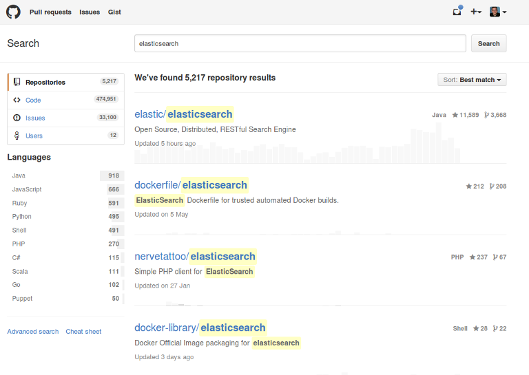 Java Clients for Elasticsearch Transcript · Florian Hopf